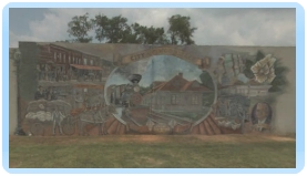 Located in Historic Woodstock, Ga.